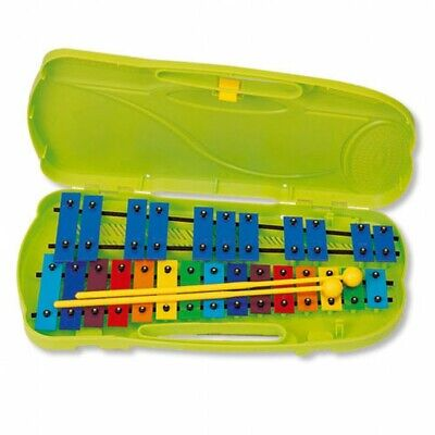Angel AX26N - 26 Note 40Cm Glockenspiel With Green Case and 2 beaters