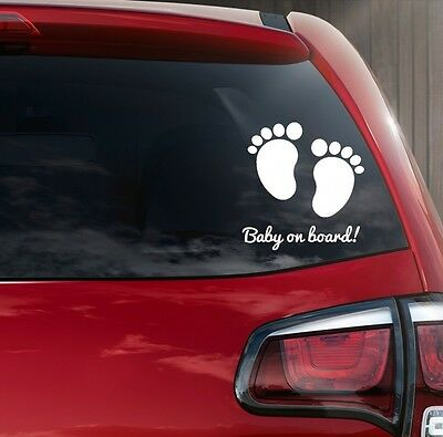 Stickers Baby on board. Brand New