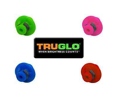 TRUGLO Archery Kisser Button Choose Colour