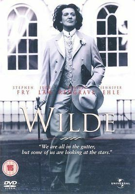 Wilde Dvd Stephen Fry Brand New & Factory Sealed