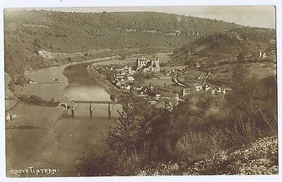 TINTERN View from Above, RP Postcard Unused, Cambria Series