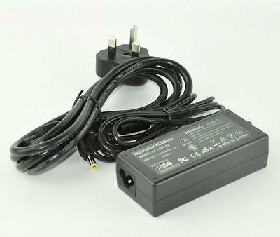 FOR HP Power Supply C8246A 19V 3.16A AC ADAPTER CHARGER Includng 3 pin UK AC plu
