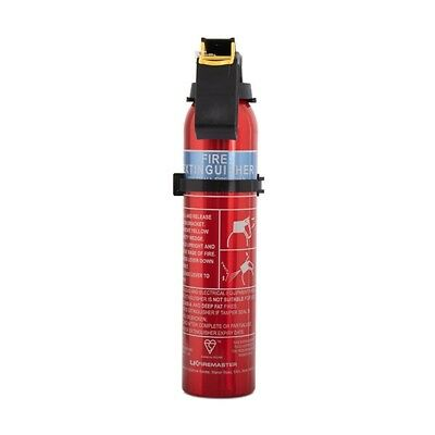 600G Fire Extinguisher Ideal Car Home Boat Yacht Long Warranty & Bracket Mount