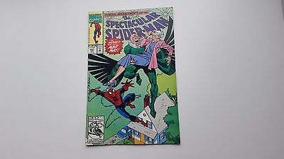 Marvel the Spectacular Spider-man Comic vol 1 no 187 1992