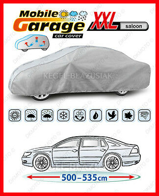 Heavy Duty Car Cover  Breathable for Mercedes Class S ( W140 ) - XXL Saloon