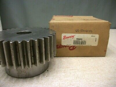 """Browning YSS832 Spur Gear 1"""" Bore"""