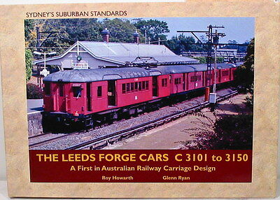 Sydney's Suburban Standards The Leeds Forge Cars C3101 to 3150