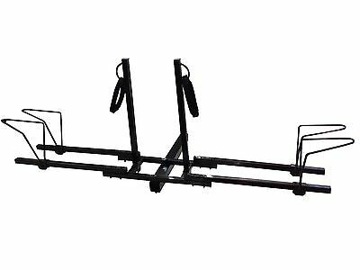 2 Bike Platform Rack With 2'' Hitch Receiver Bycicles
