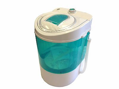 Portable Mini Washing Machine Can Washe 9Lb 45L 12 Gall Capacity  For Rv Apartme