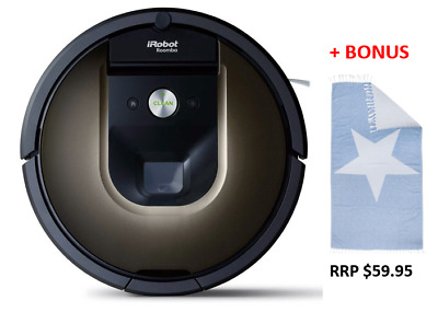 iRobot Roomba R980 Vacuum Cleaning Robot