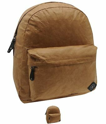 OCCASIONE SoulCal Paper Backpack Brown