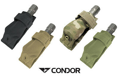 Condor Flashlight Pouch Molle Mounting Torch Pouch Free UK Delivery