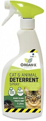 repelant Cat & Dog Repellent Spray 500ml Use Indoor Outdoor Repellant cats dogs