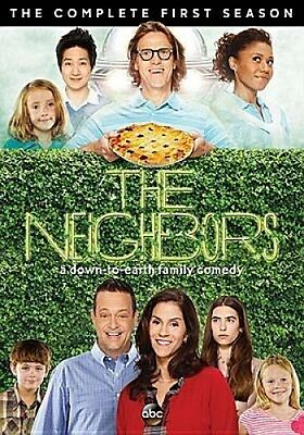 The Neighbors: The Complete First Season [Region 1] - DVD - New - Free Shipping.