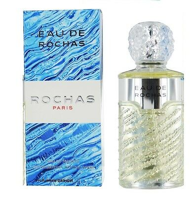 EAU DE ROCHAS FEMME EDT VAPO NATURAL SPRAY - 100 ml