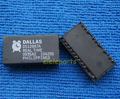 1PCS DS12887A Dallas Real Time Clock IC