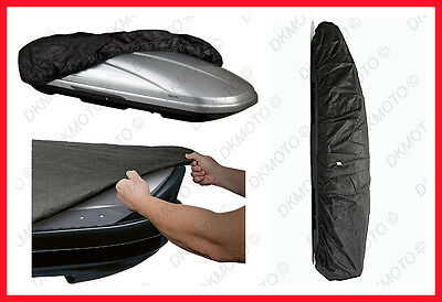 PROTECTIVE COVER FOR CAR ROOF TOP BOX  175 - 205cm fits KAMEI Husky 330