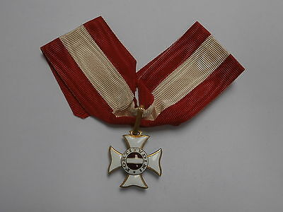 Austria-Hungary Order of Maria Theresa knight cross- production after 1918