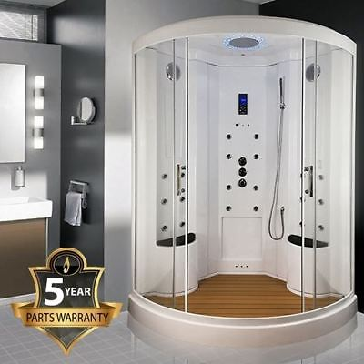 Insignia INS9000 Steam Shower Enclosure 1350 x 1350mm cabin With AMI essence