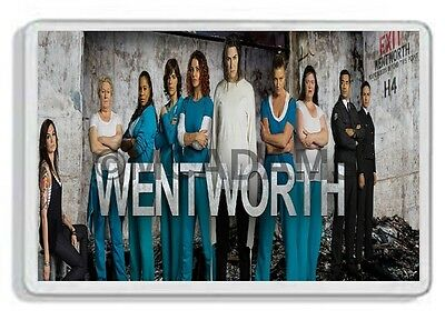 Wentworth Classic Tv Show Fridge Magnet *great Gift* Uk Seller