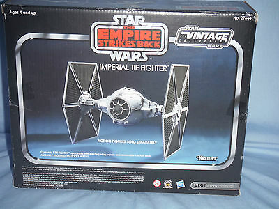 Star Wars The Vintage Collection, Imperial Tie Fighter New Sealed Target Excl
