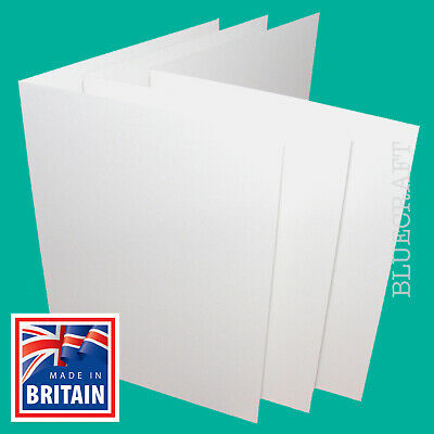 500 x A6 Wholesale White Pre Scored Card Blanks - prices from 4p each