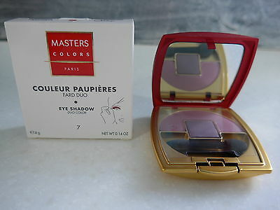 MASTERS COLORS - COULEUR PAUPIERES - Fard duo n°7
