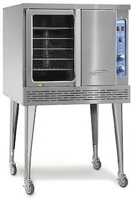 Imperial Commercial Convection Oven Single Deck Standard Propane Model ICV-1