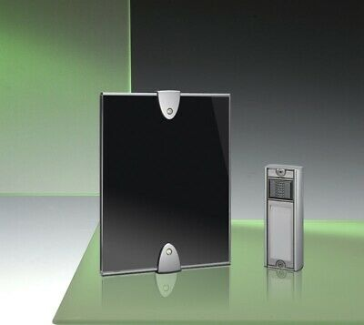Grothe Mistral 600C, 250m Wall mounted or Freestanding Wireless Chime Kit