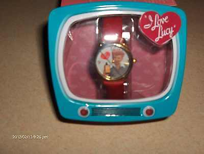 """ I Love Lucy Watch"""