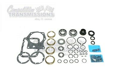 Dodge 4 Speed A833 4 Sp Transmission Rebuild Kit Plymouth 61-74 80mm Bearings