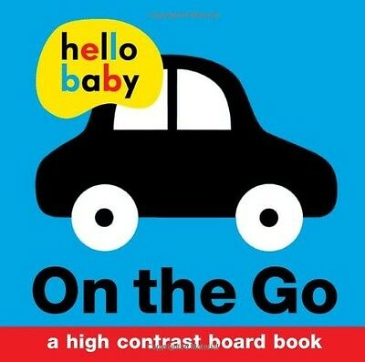 On the Go (Hello Baby) Roger Priddy New Book