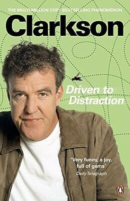 Driven to Distraction Clarkson, Jeremy New Book
