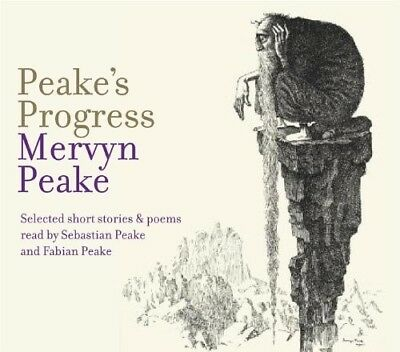 Peake's Progress - New Book Mervyn Peake