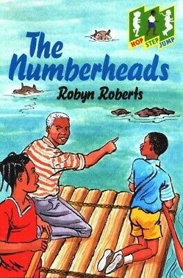 The Numberheads: Level 2 (Hop, Step, Jump) - New Book Roberts, R.