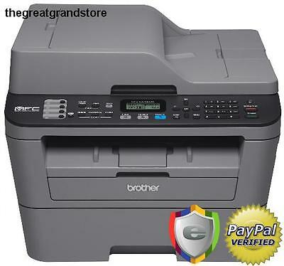 Brother MFCL2700DW Compact Laser All-In One Printer w/ Wireless Networking Ppm