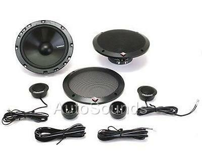 "New Rockford Fosgate R1652-S Prime 6.5"" 2-Way Component Speaker System 6-1/2"""