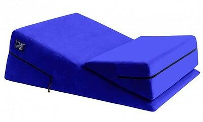 Liberator Position Wedge Ramp Combo - Blue