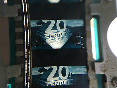 35mm movie film trailer I ROBOT Fox sci-fi action Will Smith science fiction
