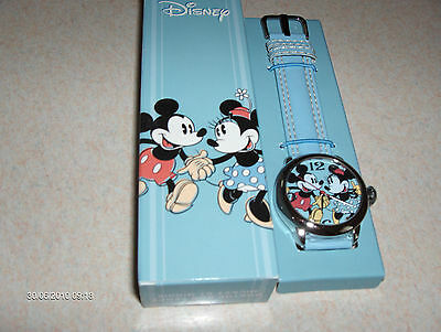 Mickey & Minnie Mouse Happy Times Watch