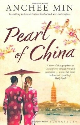 Pearl of China Min, Anchee New Book
