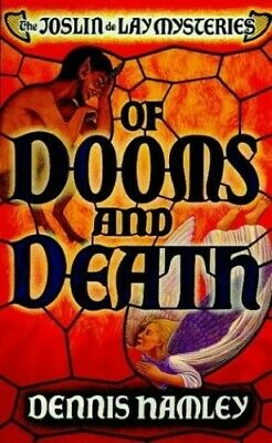 Of Dooms and Death (Point Crime: The Joslin De Lay Mysteries) - Excellent Book H