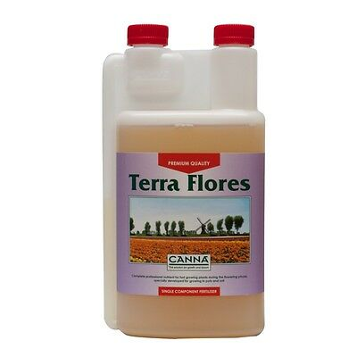 Canna Terra Flores 1L Nutrient For Soil Growing Hydroponic