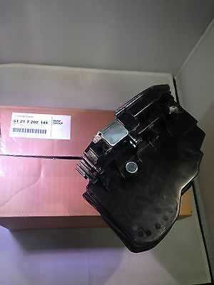 Bmw Door Lock Latch Mechanism With Central Locking Motor Drivers R/h 51217202144