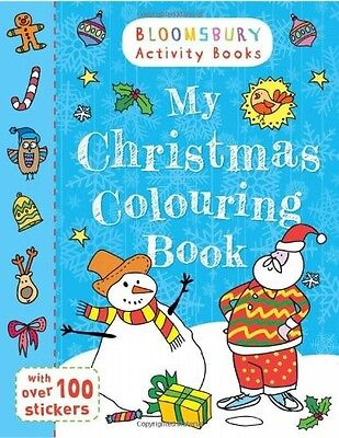 My Christmas Colouring Book (Colouring Activity Books) . New Book