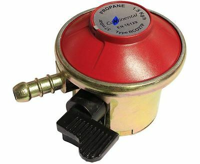 BBQ Propane Patio Gas Regulator - 27mm Clip On Propane Gas Regulator G832