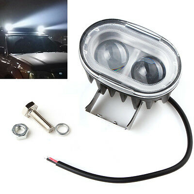 3000LM 3.8 Inch 30W CREE Vehicle Car LED Work Light Offroad Driving Spotlight