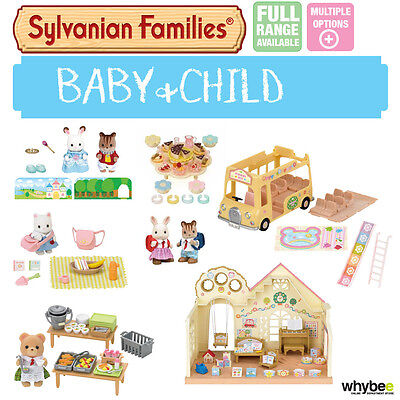 Sylvanian Families Baby & Child Sets Full Range Choose Your Set Brand New In Box