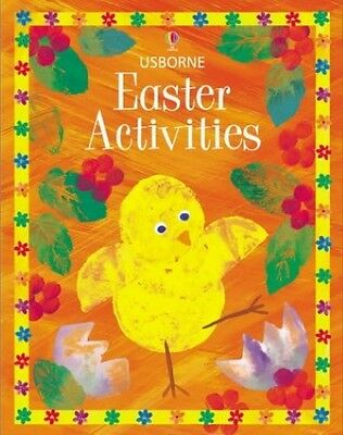 Easter Activities (Usborne Activity Books) Gibson, Ray, Watt, Fiona Good Book