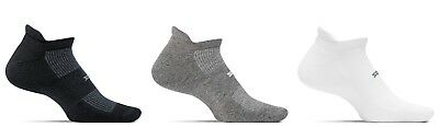 Feetures! Socks High Performance Cushion No Show Tab Unisex Sizes S M L XL